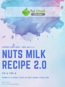 Ebook sữa hạt