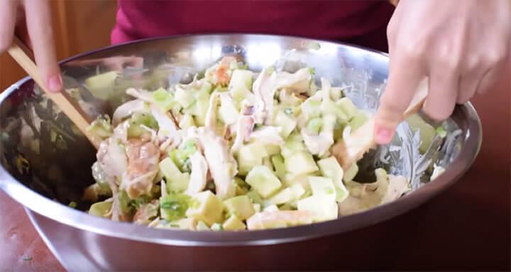 walnut-salad
