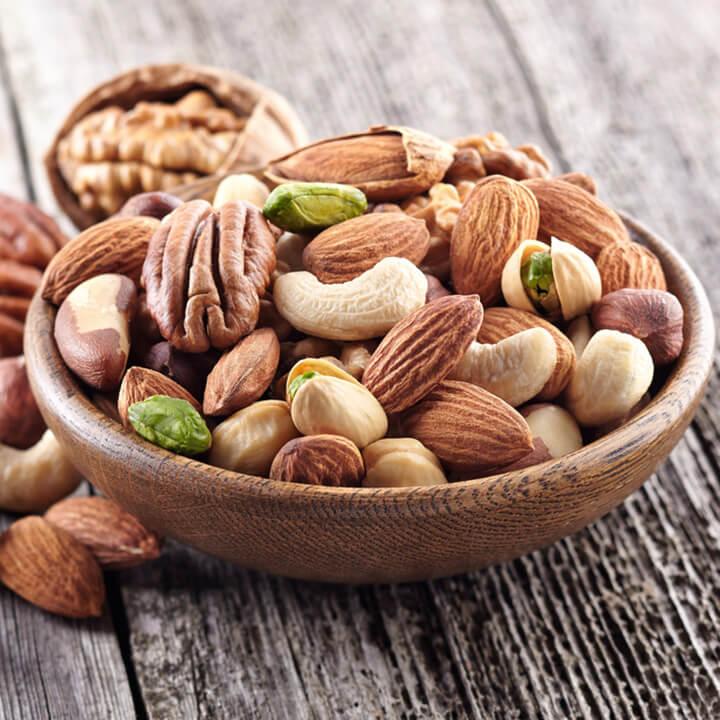 15 loại hạt tốt hơn cả thuốc có thể bạn chưa kịp biết