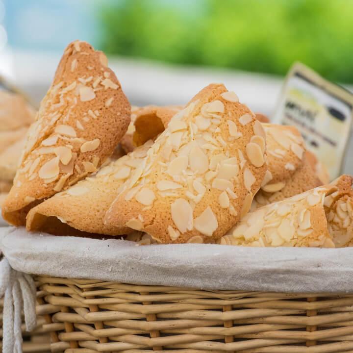 Bánh hạnh nhân – phiên bản cực dễ cho ngày oi ả
