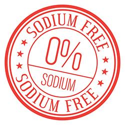 Sodium-free