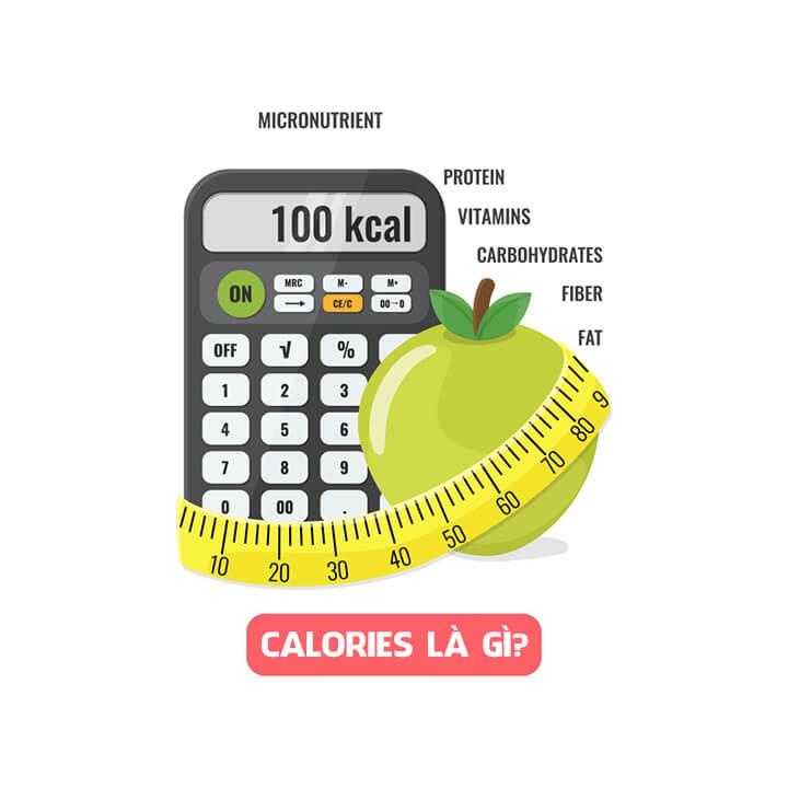Calories là gì? Cách cân bằng năng lượng cho cuộc sống bận rộn