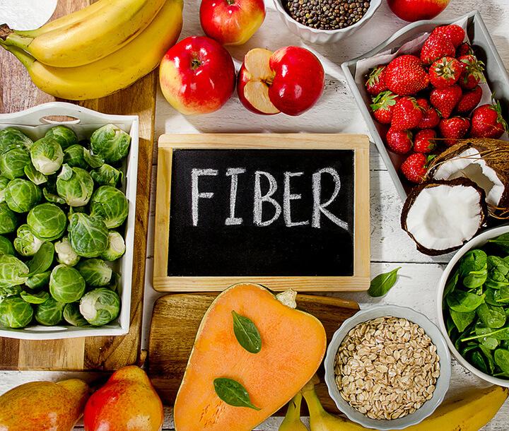 dietary fiber la gi
