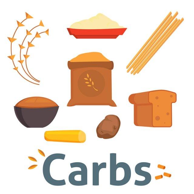 carbohydrate la gi