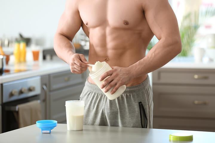 thuc pham gia protein gia re