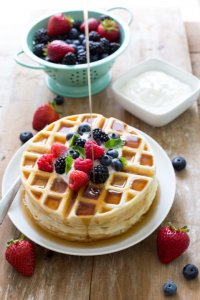 Greek-Yogurt-Waffles-Recipe