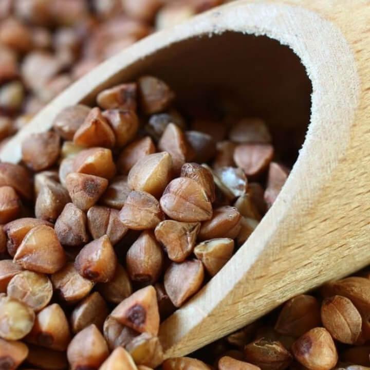 buckwheat la gi