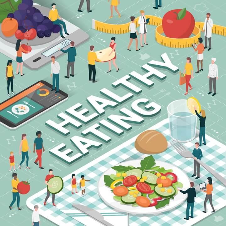 Bạn khỏe vì bạn thông thái: Hỏi đáp về dinh dưỡng cơ bản