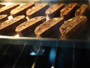nuong banh biscotti