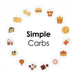 simple carbs
