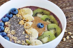 Blueberry-Banana-Acai-Bowl