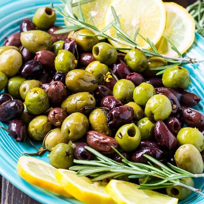 qua olives